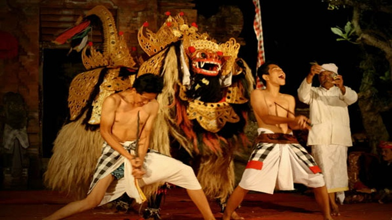 Barong-and-Kris-Dance-in-Batubulan-village