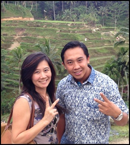 Online Bali Driver and Tour Guide